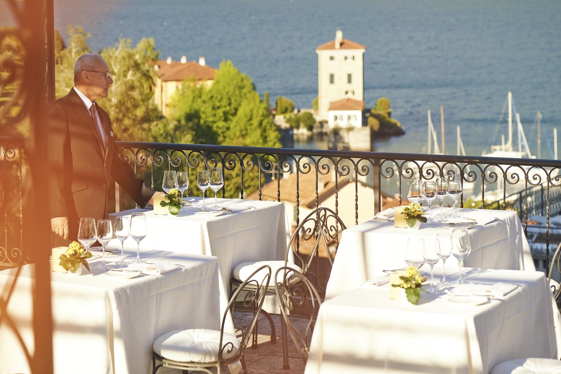 Ristorante cucina italiana bellagio como   hotel belvedere bellagio